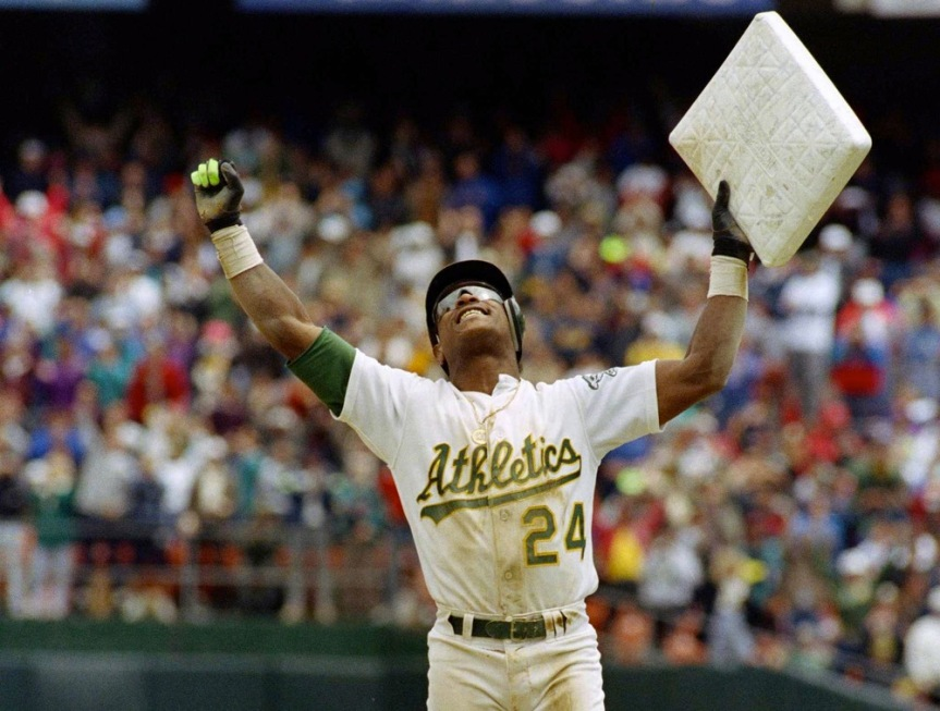 Best Hitters of Free Agent Era: #25 – Rickey Henderson