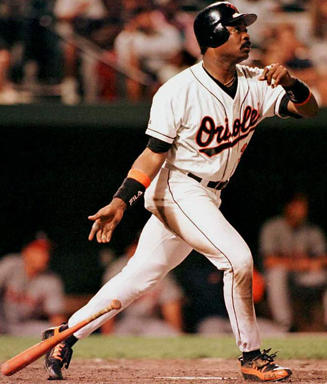 25 Best Hitters of Free Agent Era: #22 Eddie Murray