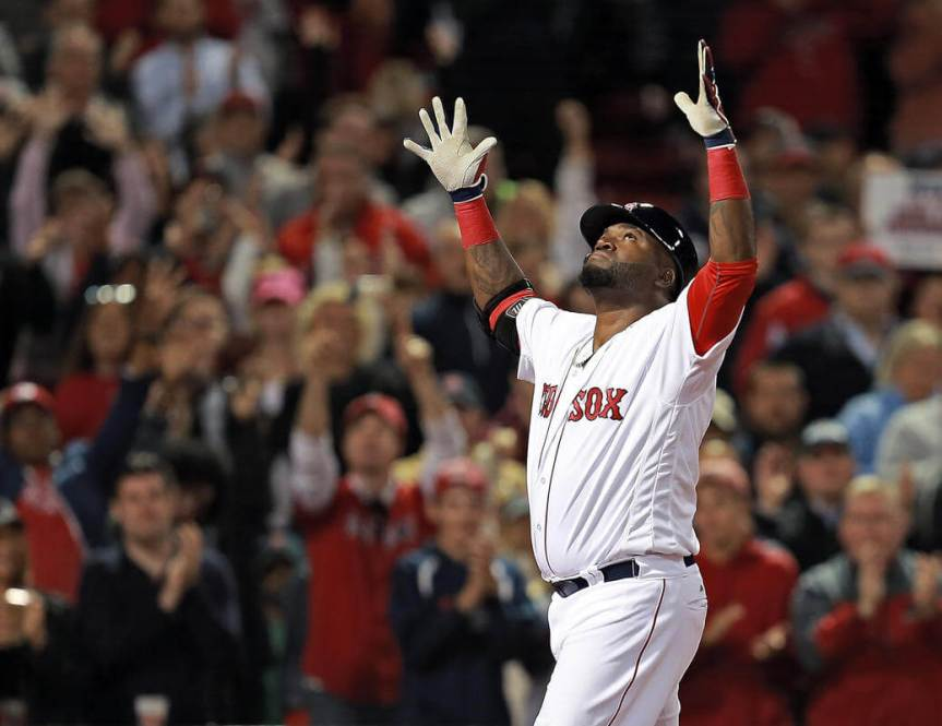 25 Best Hitters of Free Agent Era: #24 – David Ortiz